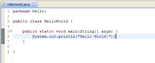 hello world javascript