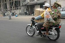 bagages moto